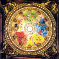 Marc Chagall. Ceiling for the Paris Opera, 1963–1964