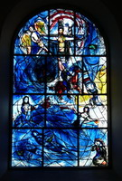 Marc Chagall. Twelve windows decorated for Tudeley All-Saints-church, 1967–1985