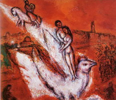 Marc Chagall. Song of Songs, 1974
